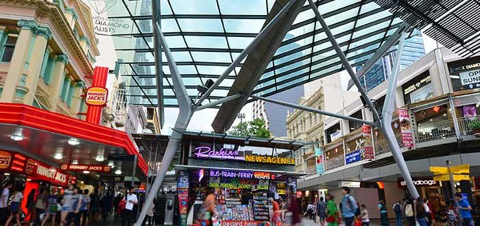La City y sus Malls