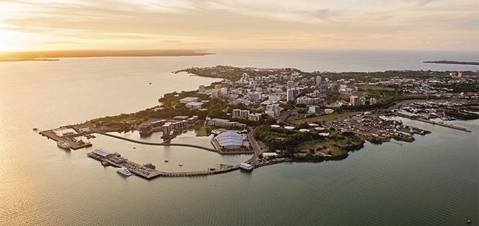 Puerto de Darwin